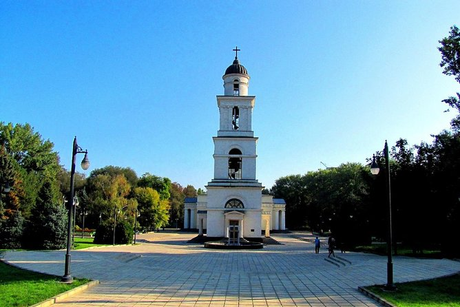 Chisinau City Tour