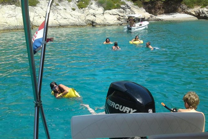 Private Blue Lagoon and 3 Island tour from Split and Trogir photo 4