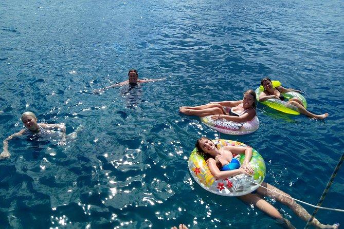 2-3 Days Private Sailing Cruises to Gramvousa island and Balos lagoon