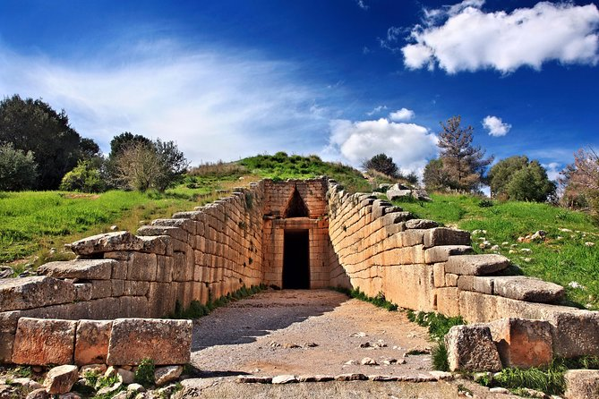 Mycenae-Nafplio-Epidaurus Full Day Private Tour from Athens With Lunch