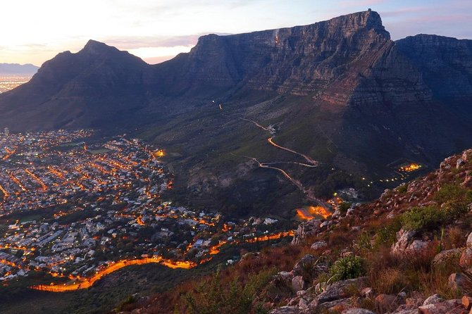 Private Cape Town City Evening Tour