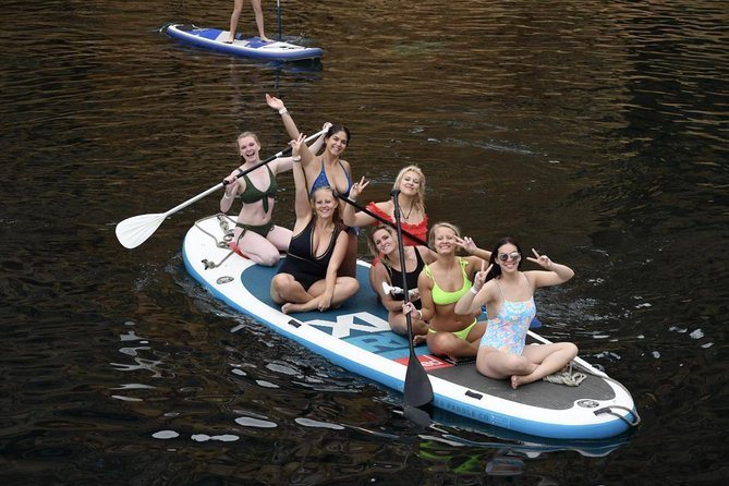 Ultimate Boat Trip with SUP, Kayaking, Snorkeling, and Drinks