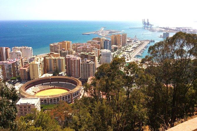 Malaga private half day trip from Marbella