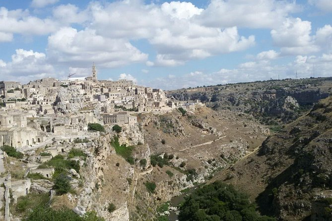 Private walking tour in Matera