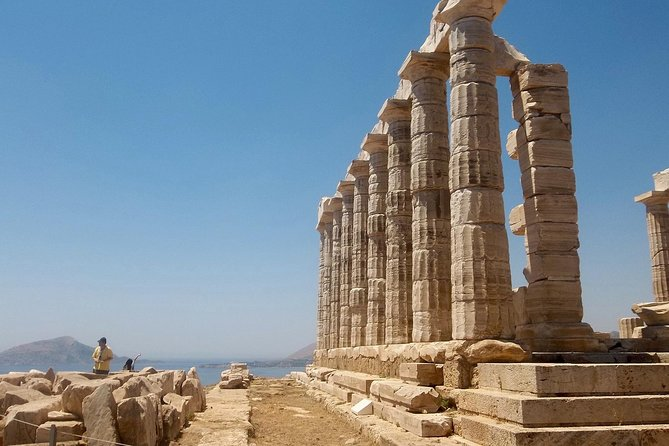 Cape Sounion And Temple Of Poseidon Private Day Trip