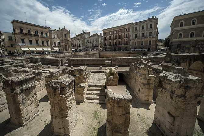 Private walking tour in Lecce