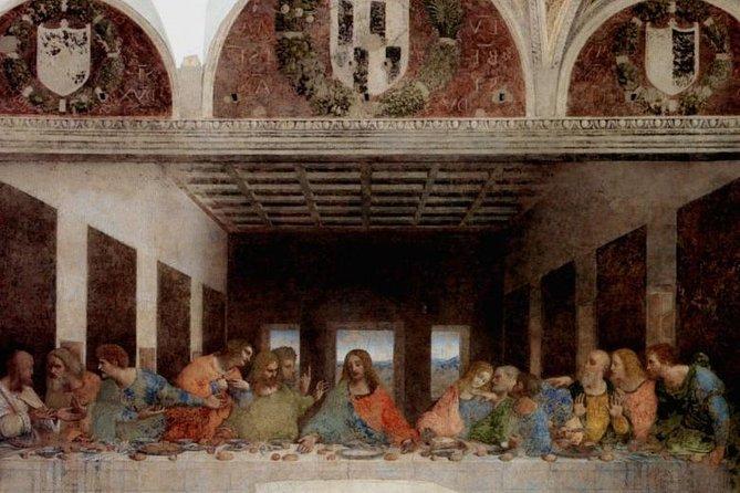 The Last Supper Tour - Leonardo Da Vinci