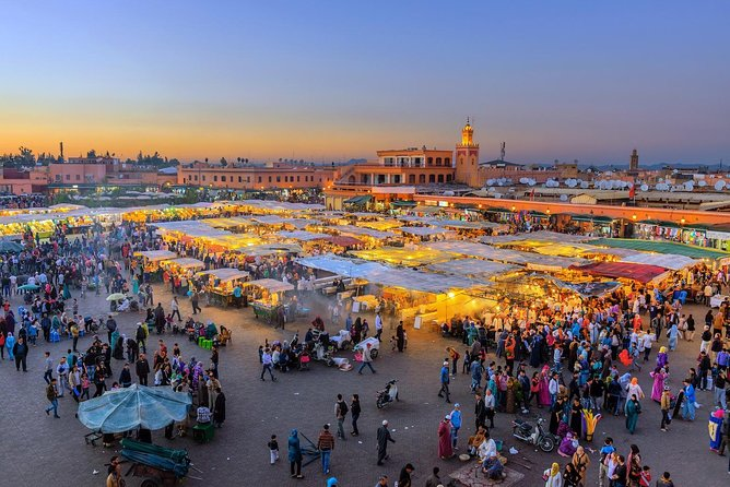 Morocco - Imperial Cities From Marrakech 7 Days / 6 Nights