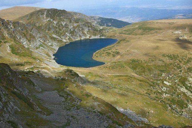 Seven Rila lakes to Rila monastery guided Trek