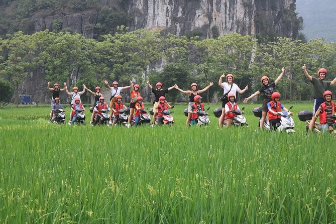 Explore Rural Villages - Tam Coc- Hoa Lu- Valley - Rice Paddies Fields
