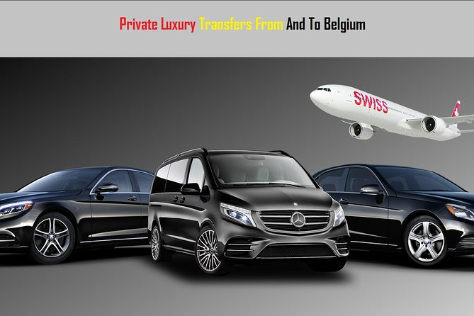 Private Transfer from Brussels Airport to Bruges By Business car