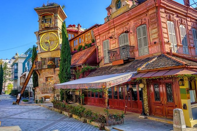 Tbilisi - Full Day Tour. (Georgian Travel-tales)