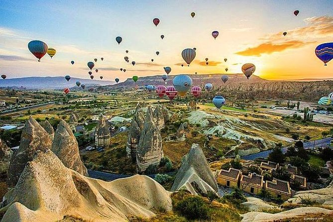 Cappadocia - Private Tour 2 Pax Up with proffessional guide