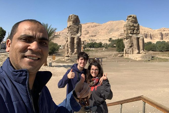 Luxor Day tour from Hurghada - private