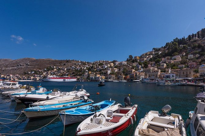 Shared Day Cruise to Symi & Panormitis from Rhodes City