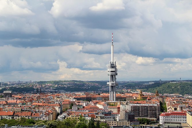 Prague Tower Observation Deck Tour Entry 5 PM