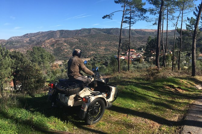 Explore Portugal's rivers by sidecar