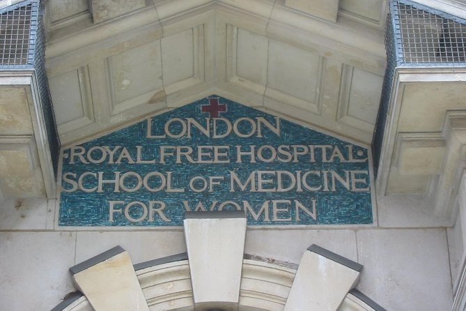 Bloomsbury's Contribution to Health Care History Walking Audio Tour by Voice Map