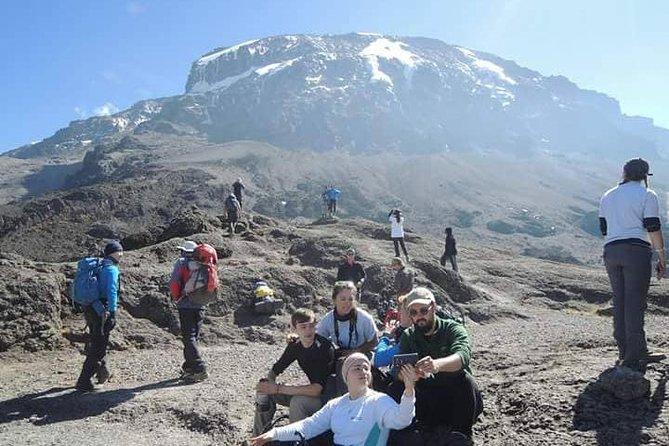 5Days Kilimanjaro Marangu Climbing Route