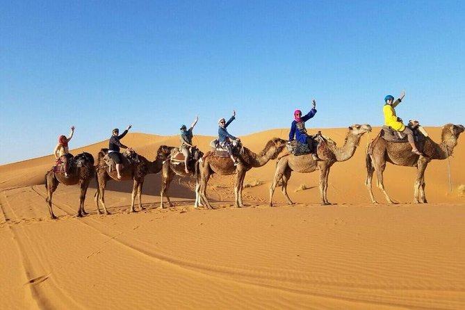 Sahara Desert Tours 4days start From Fes to Marrakesh .