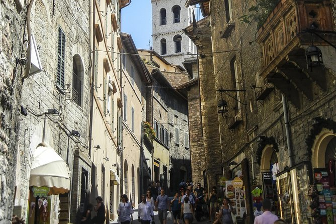 Assisi San Francesco town Fullday from Rome Lunch Included photo 15