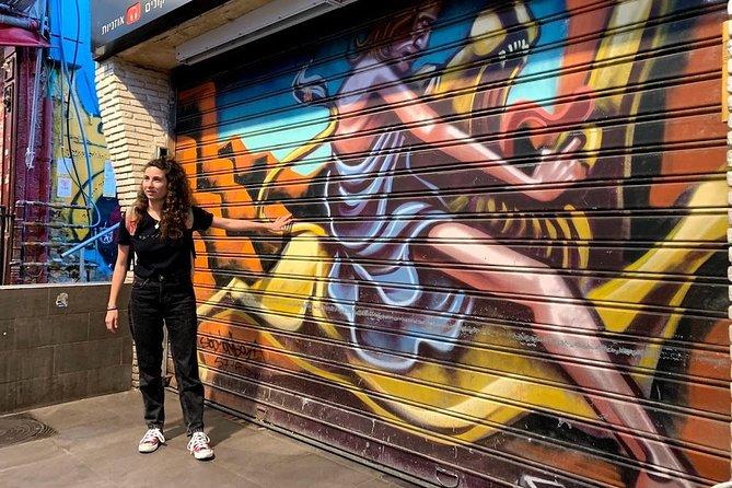 Jerusalem Graffiti & Street Art tour