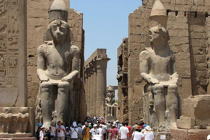 "Luxor Full day ""Valley Of Kings"" - From Hurghada"