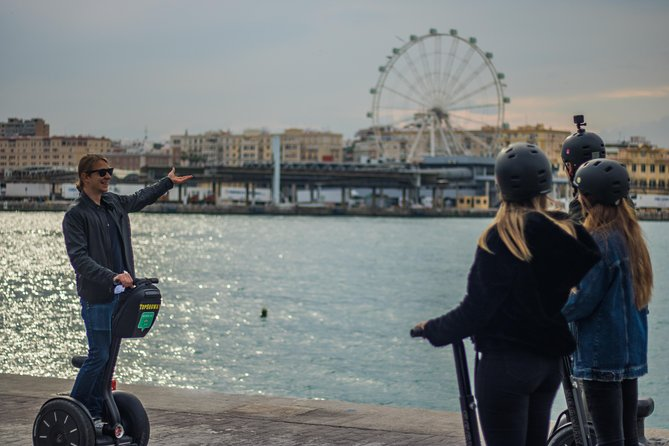 The Best of Malaga in 2 Hours on a Segway
