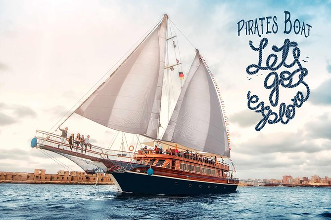 Pirates Boat VIP & Snorkeling Sea Trip - Sharm El Sheikh