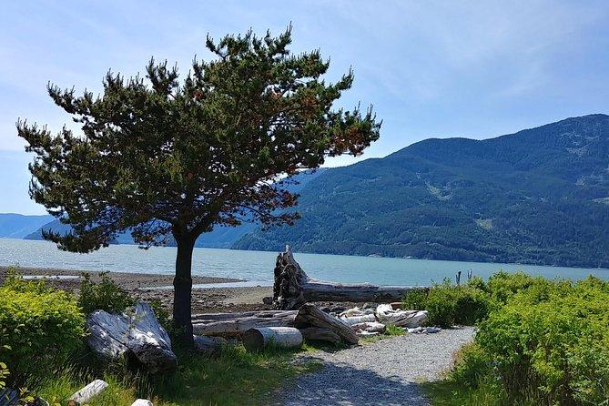 Squamish Howe Sound Explorer Private Tour
