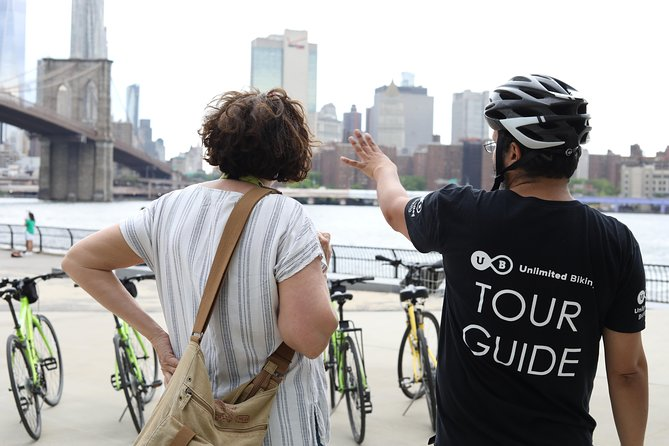 New York Highlights Bike Tour