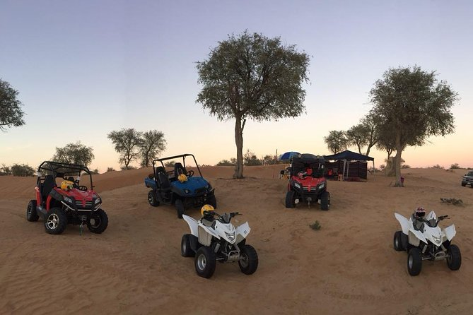 RAK Quad Biking Guided Tour