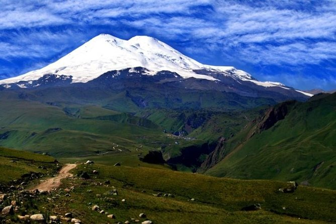 6 Days GroupTour ELBRUS from Yerevan and Tbilisi