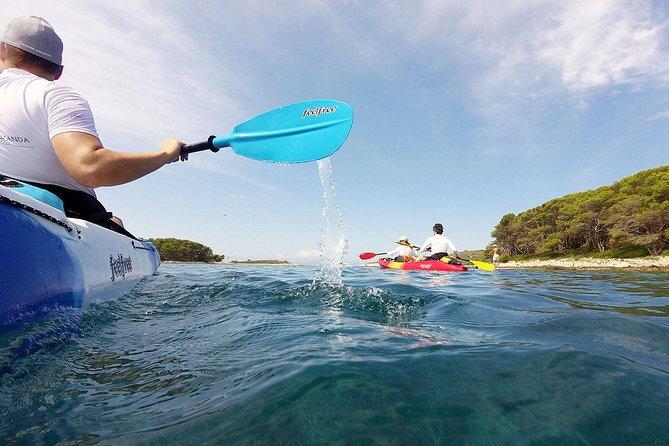 Private Half-Day Kayak Experience in Hvar and Pakleni Islands