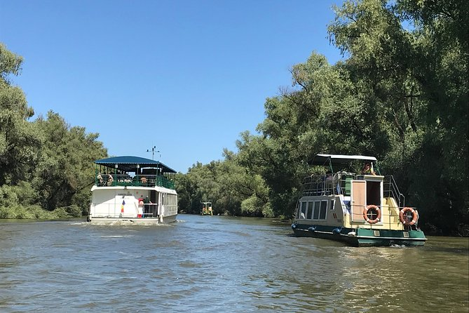 Daily Tours in the Danube Delta departures from port Tulcea ...