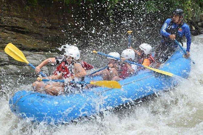 Savegre White Water Rafting/From Manuel Antonio