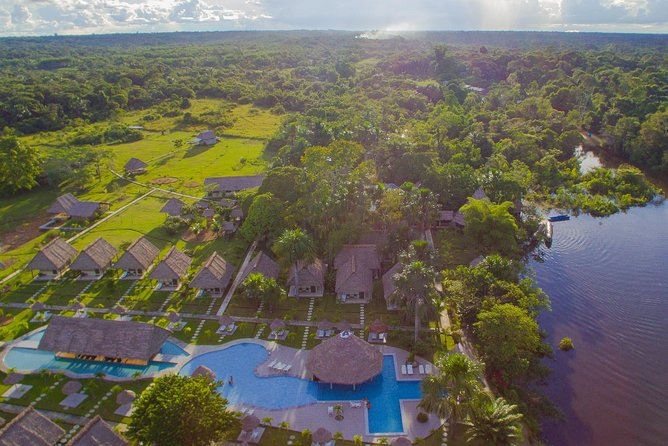 Full day in the Jungle at Irapay Amazon Lodge