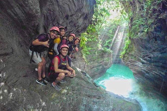 Canyoneering Adventure in Alegria