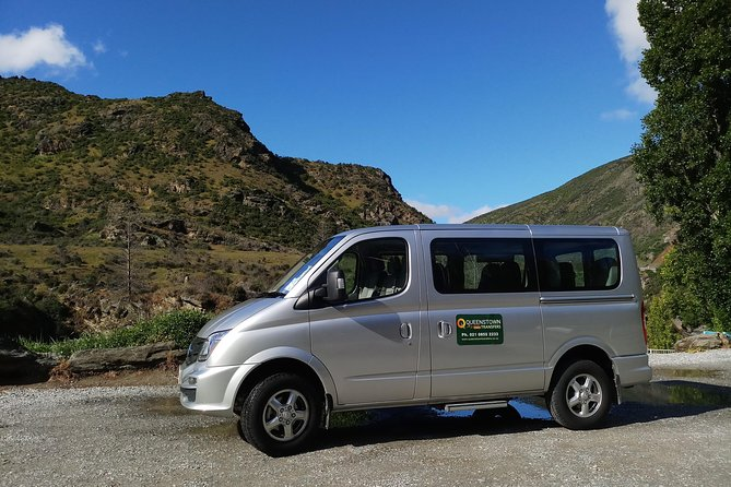 Queenstown - Christchurch Charter Service