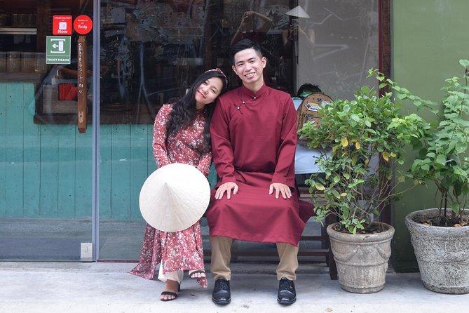 Ao Dai Rental - Traditional Vietnamese Clothes