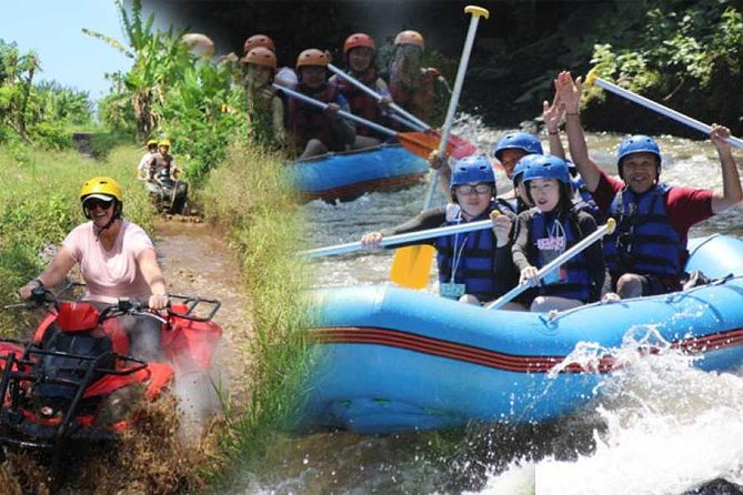 Best Combination: Quad Biking and White Water Rafting photo 3