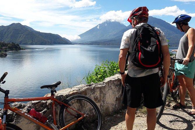Get to know San Marcos, San Pablo, San Juan and San Pedro by bicycle