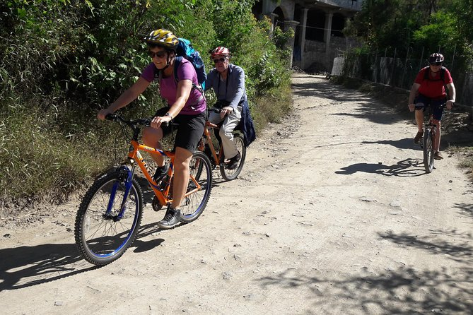 san marcos en bicicleta