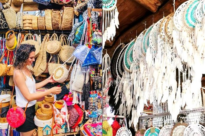 Private Ubud Shopping Tour.