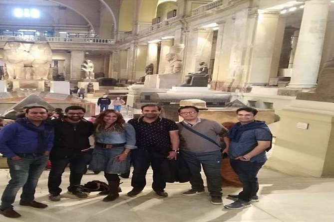 Private Tour: Giza Pyramids and Egyptian Museum & khan el khalili photo 4