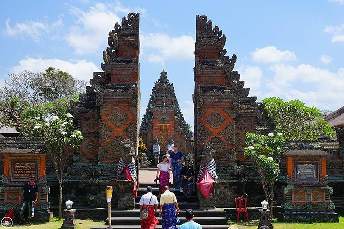 Private Full-Day Bali Best Trip