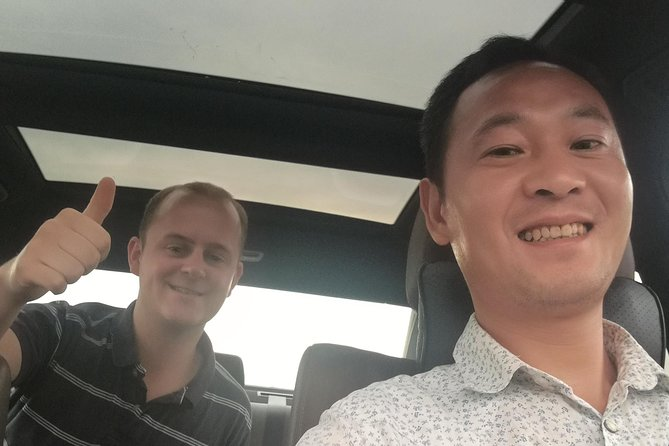 Shanghai car rental with English speaking driver and tour guide photo 3