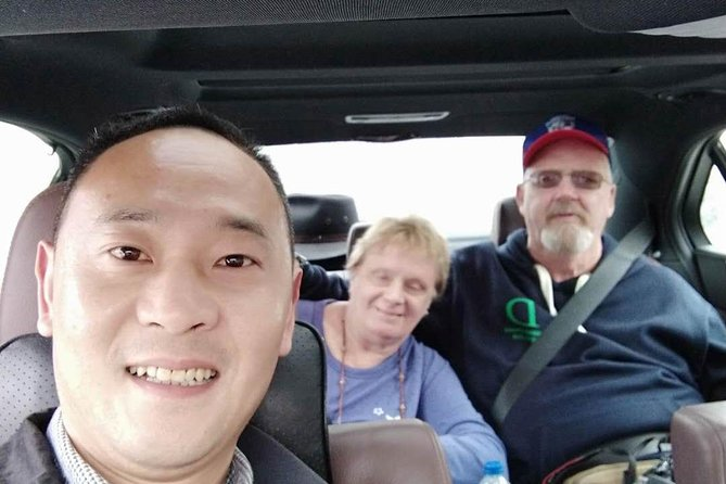 Shanghai car rental with English speaking driver and tour guide