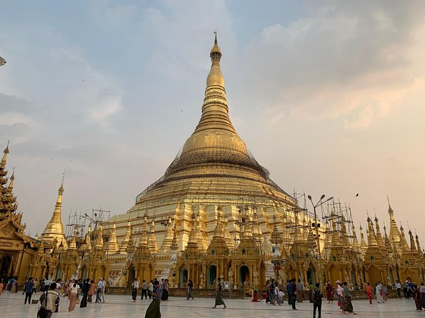 Yangon - Bago - Golden Rock Tour by private car