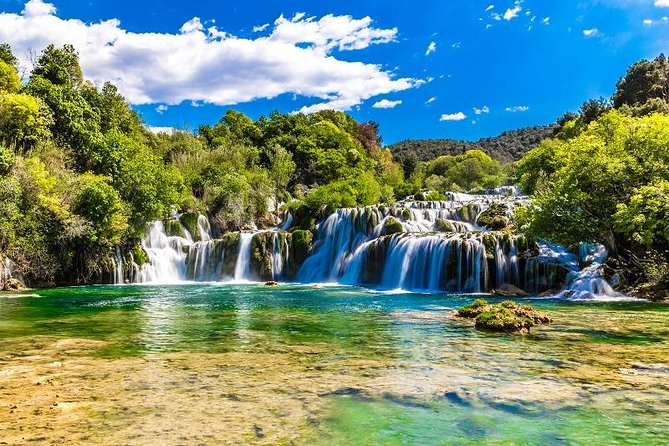 Krka waterfalls tour & wine tasting